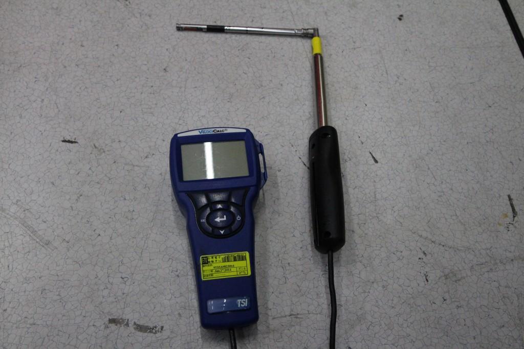 hotwire熱線式風速計